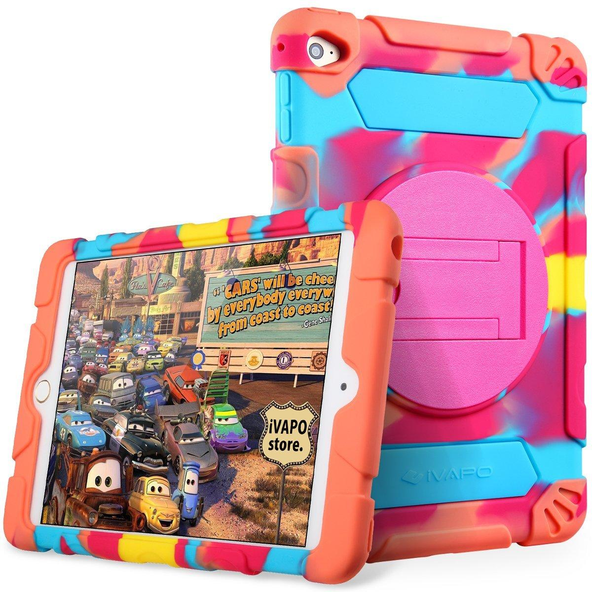 iVAPO iPad Mini 4 Case for Kids
