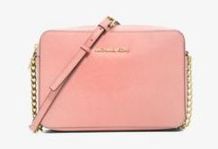 MICHAEL Michael Kors Jet Set Large Saffiano Leather Crossbody Sale @ Michael Kors