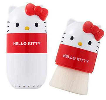 $18.00 TOSOWOONG Hello Kitty Pore Brush, White