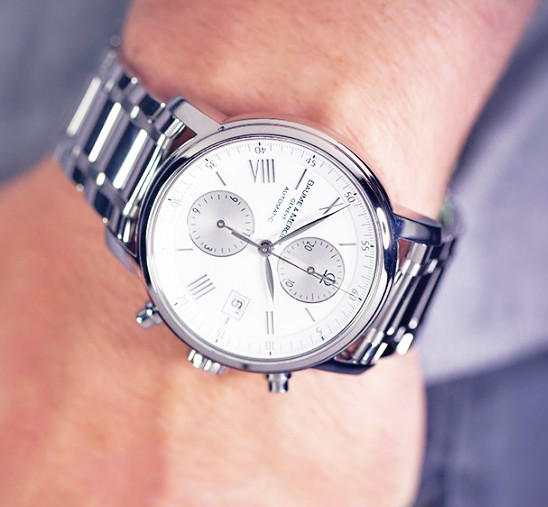 $1358 Baume and Mercier Men's Classima Executives Watch