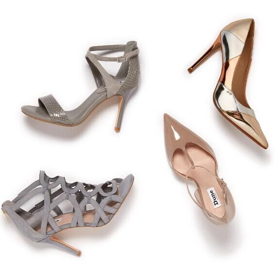 10% Off + Extra 20$% Off sale items DUNE LONDON Shoes @ Lord & Taylor