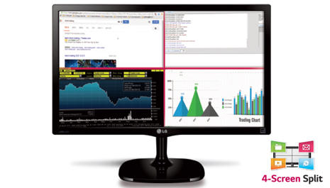 LG 24MC57HQ-P 5ms HDMI 1920 x1080 IPS 250 Monitor