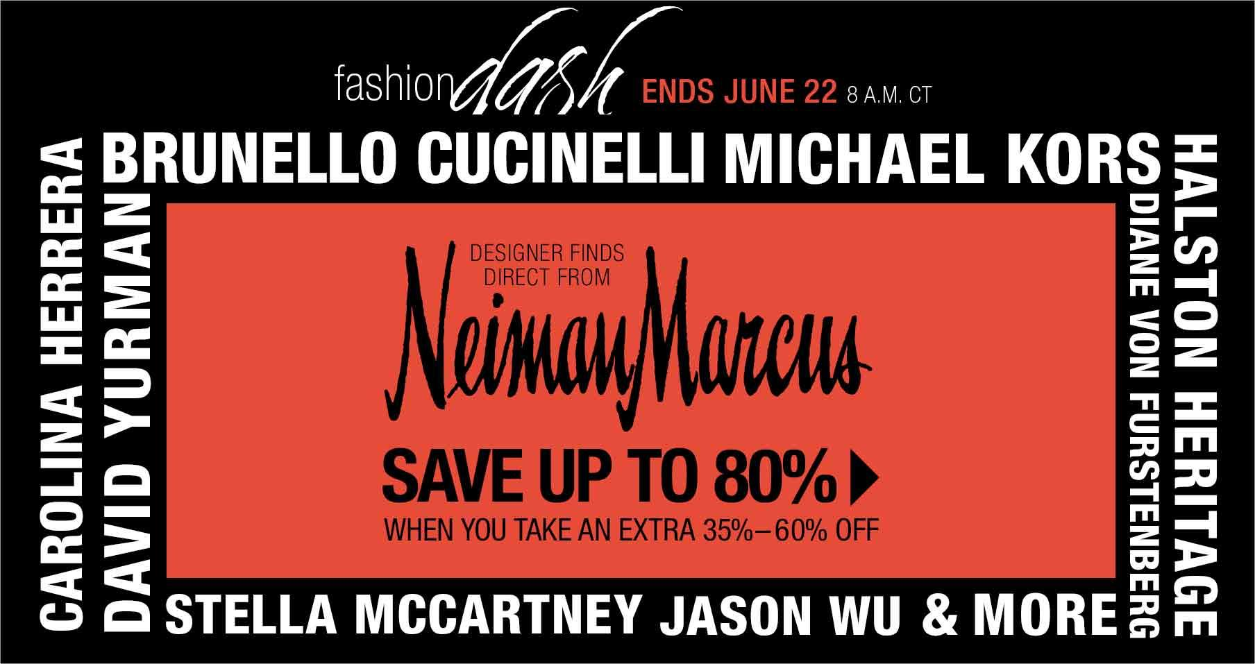 Up to 80% Off+Extra 10%Off Designer Sale @ LastCall by Neiman Marcus