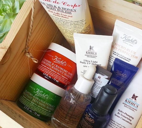 Free Full-size Ultra Facial Cleanser or Toner with Your Purchases over $65 @ Kiehl's