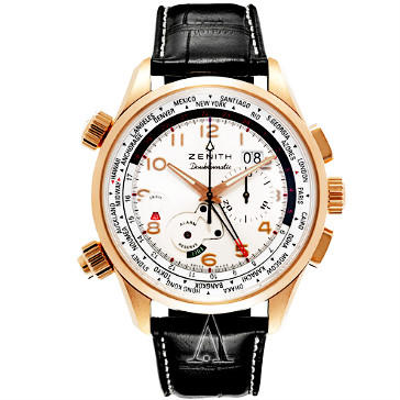 Up to 67% off Zenith Men's Watch (Dealmoon Exclusive)@Ashford