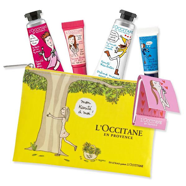 Soledad Mini Collection @ L'Occitane