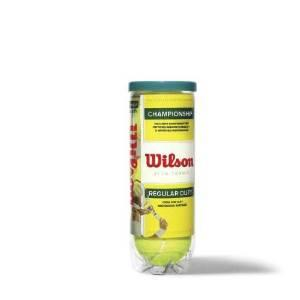 Wilson Championship Regular Duty Tennis Balls (1-Can)