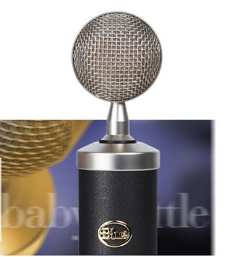 $245.42 Blue Microphones Baby Bottle Cardioid Condenser Microphone