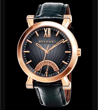 $6595 Bulgari Men's Sotirio Bulgari Watch SBP42BGLDR (Dealmoon Exclusive)
