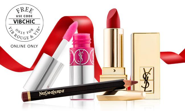 Free YSL Gift Set with $35 Beauty Purchase or more @ Sephora.com