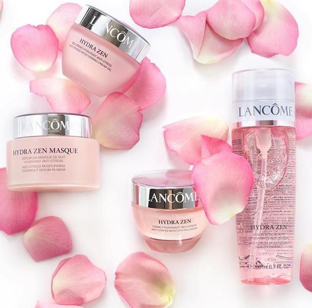 Up to 6 Sample & 15% Off Hydra Zen Collection @ Lancome