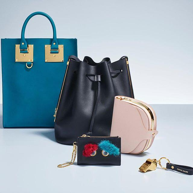 Up to 50% Off Sophie Hulme bags Sale @ MATCHESFASHION.COM
