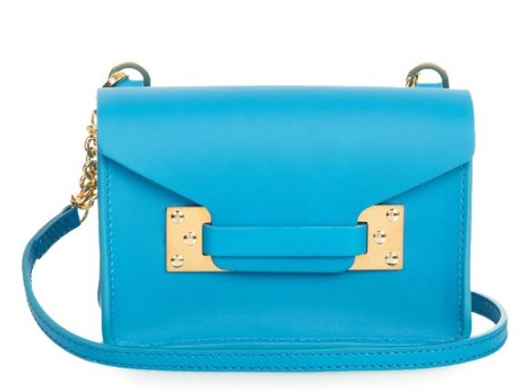 SOPHIE HULME Milner Nano envelope cross-body bag @ MATCHESFASHION.COM
