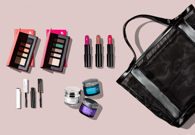 24-piece Gift With Any $150 Lancome purchase @ Bloomingdales