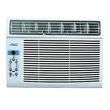 $109Arctic King 8000 BTU/h Window Air Conditioner