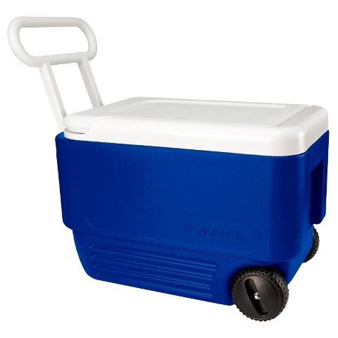 Igloo Wheelie Cool 38 Quart Cooler