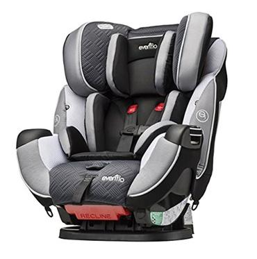 Evenflo Symphony DLX All-In-One Car Seat - Concord