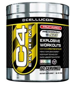 Buy 1 get 1 free Cellucor C4 Extreme Pre-Workout (30 & 60 Serving)