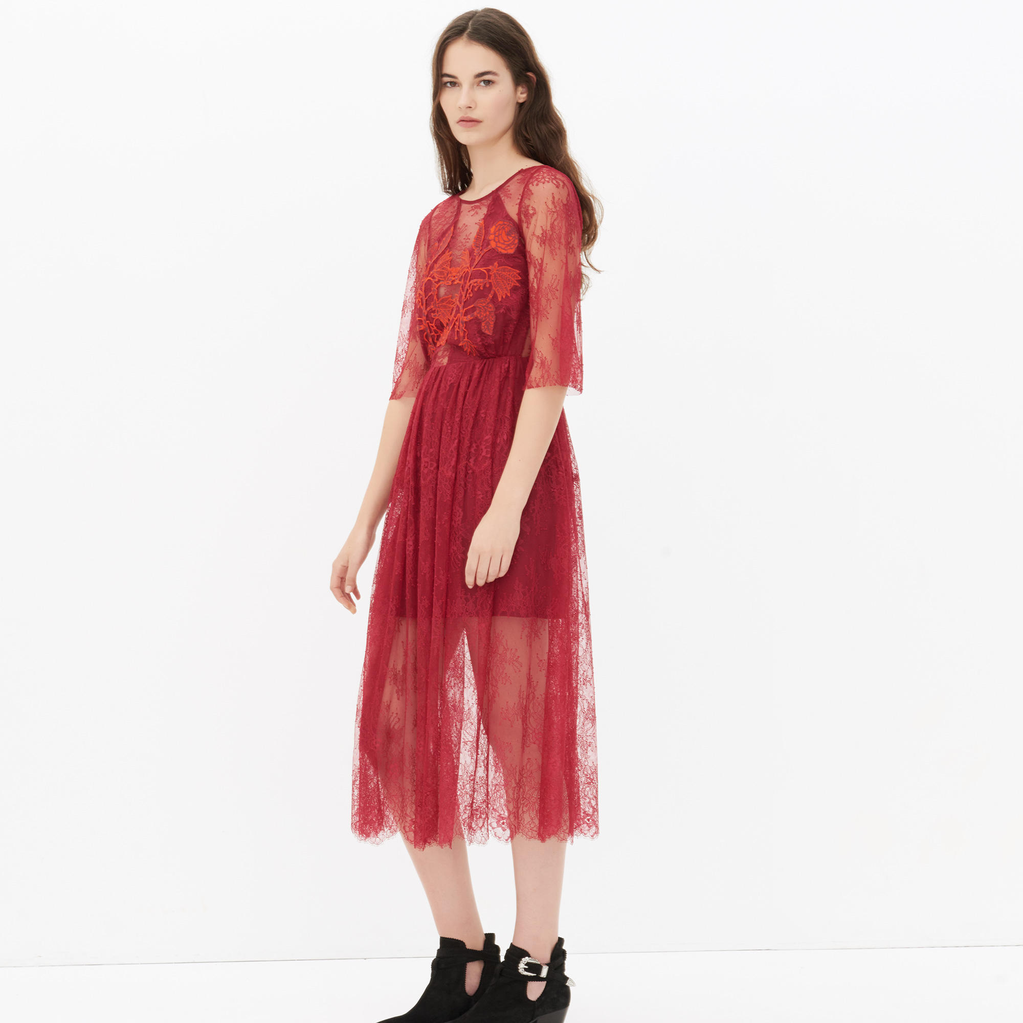 Up to 50% Off + Extra 25% Off Select Dresses @ Sandro Paris