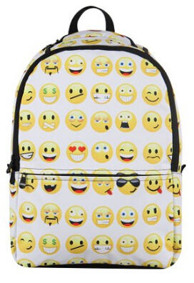 Hynes Eagle Emoji Kids Backpack