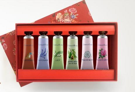 $15 Hand Therapy Sampler Set @ Crabtree & Evelyn