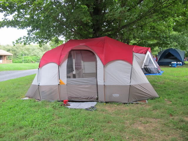 Up to 50% off Select Wenzel Tents @ Amazon.com