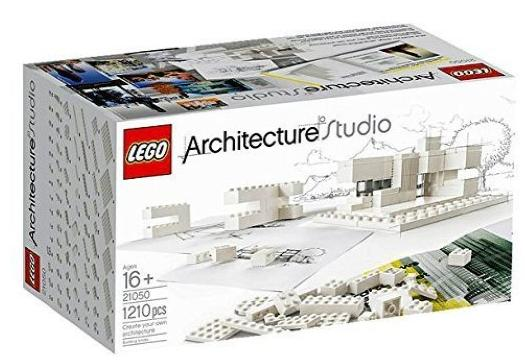 LEGO Architecture Studio 21050 Playset