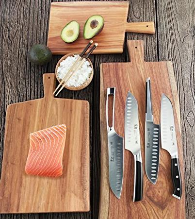From $20.42 Cangshan Chef's Knife Lightning Deals