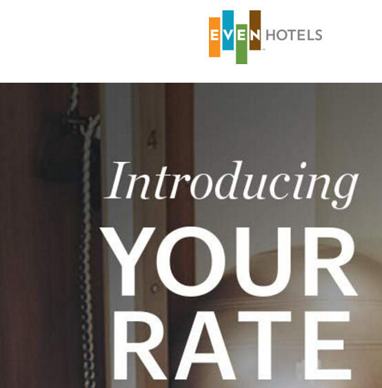 $50 Just For You Intercontinental Hotel Deals