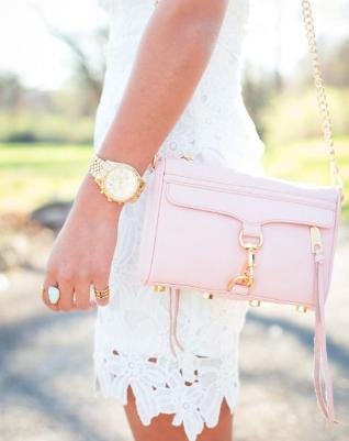Up to 60% Off Pink Handbags @ Rebecca Minkoff