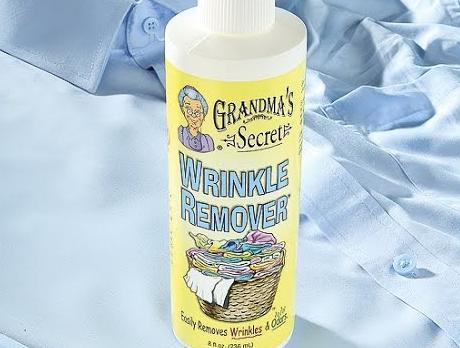 $3.61 Grandma's Secret Travel Wrinkle Remover, 3-Ounce