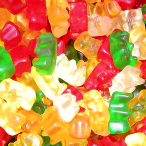 $9.49 Haribo Gummi Candy Gold-Bears 5 Pound/bag