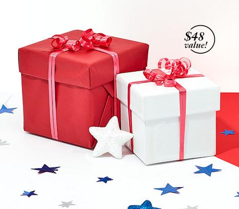 Free Mystery Gift with Any Purchase over $50 @ philosophy