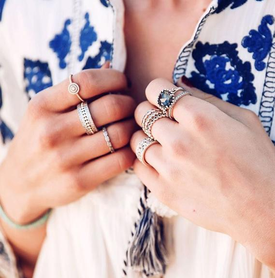 Up to 50% Off PANDORA Rings @ Rue La La