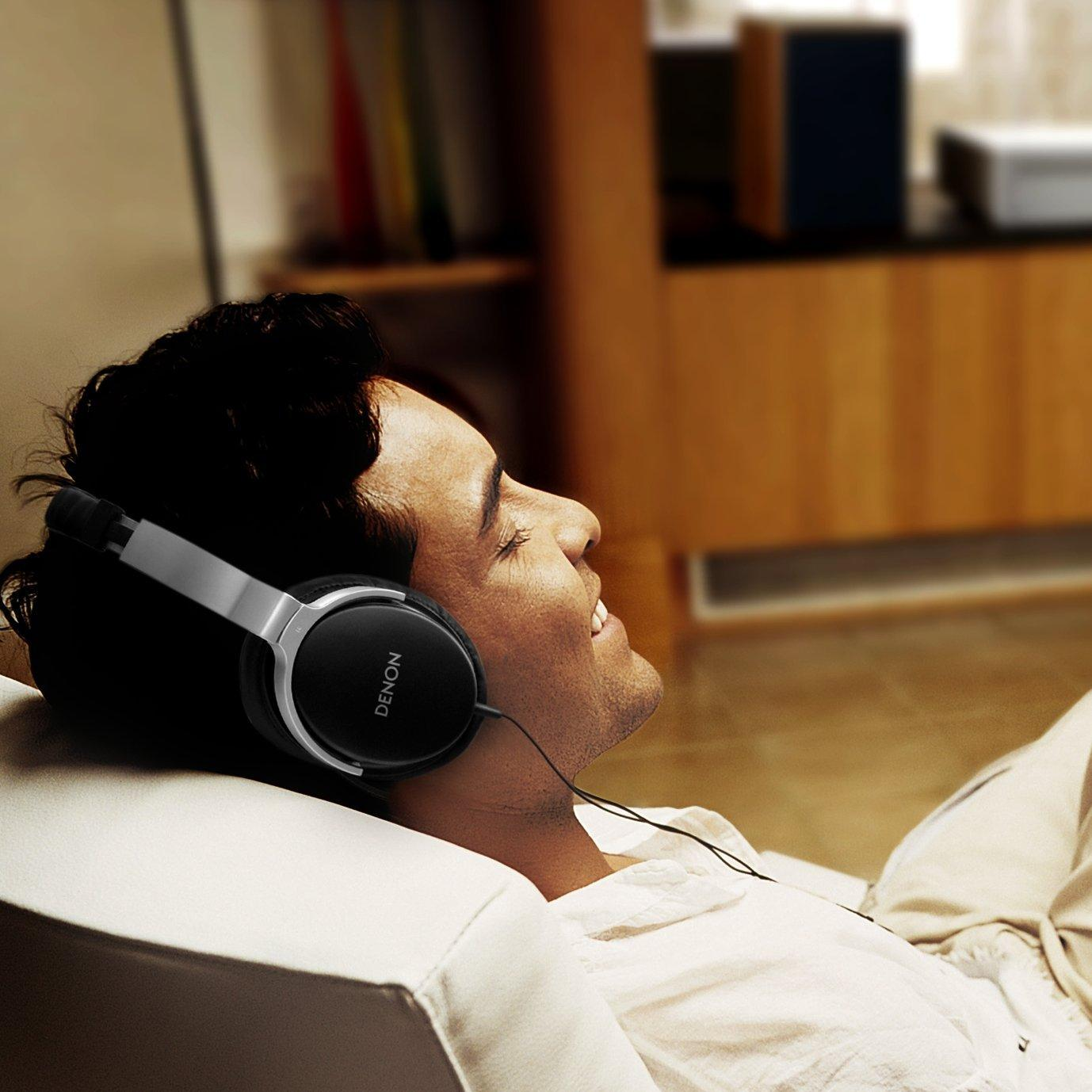 JPY 7,729/$75.38 DENON AH-D1100 Over-Ear Headphones