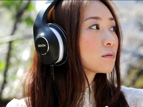 JPY 22,016/$210.23 DENON AH-D600 Music Maniac Over-Ear Headphones
