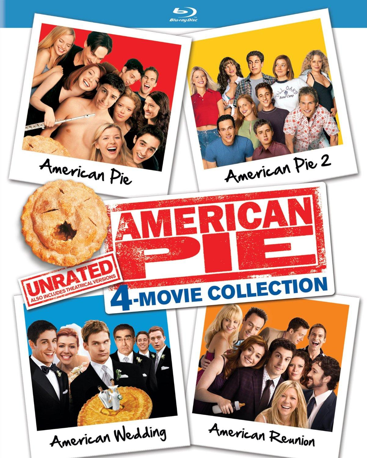 $12 American Pie: Unrated 4-Movie Collection