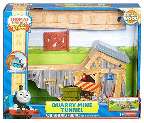 Fisher-Price Thomas the Train Wooden Railway Quarry Mine Tunnel