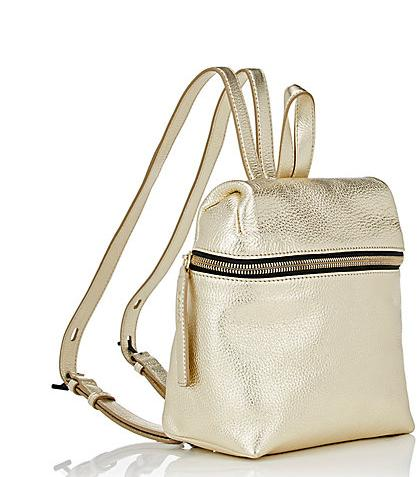 KARA Zip-Close Small Backpack @ Barneys Warehouse