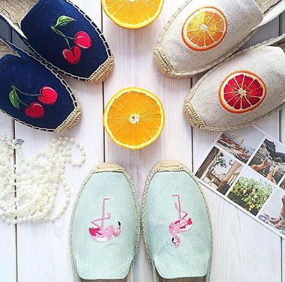 Up to 64% OFF Soludos & More Espadrilles @ Rue La La