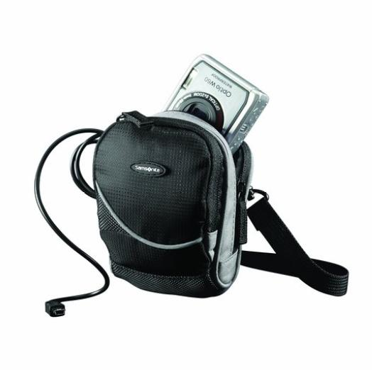 $5 Samsonite Luggage Small Round Camera Bag