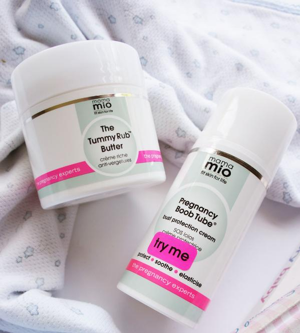 20% Off Tummy Rub Oil with Tummy Rub Butter Purchase @ Mio Skincare