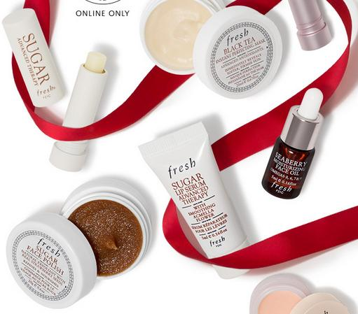 Free 3 Fresh Dluxe Sample with Any Purchase of $35 @ Sephora