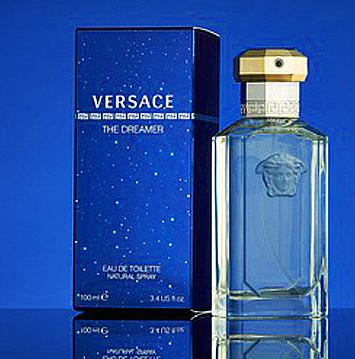 Versace Dreamer Eau de Toilette Spray, 1.7 oz