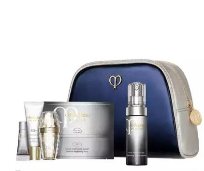 $180 Cle de Peau Beaute Limited Edition Brilliant Skin and Sun Defense Set ($290 Value) @ Neiman Marcus