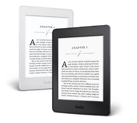 $74.99(reg. $119.99)Kindle Paperwhite E-reader White/Black, 6