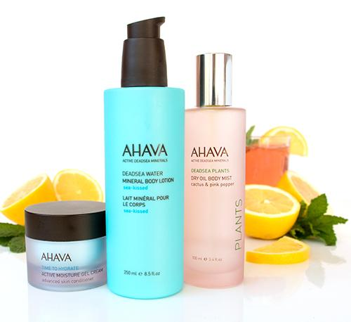 40% Off + Free Shipping On Orders $35+ Sitewide Sale @ AHAVA