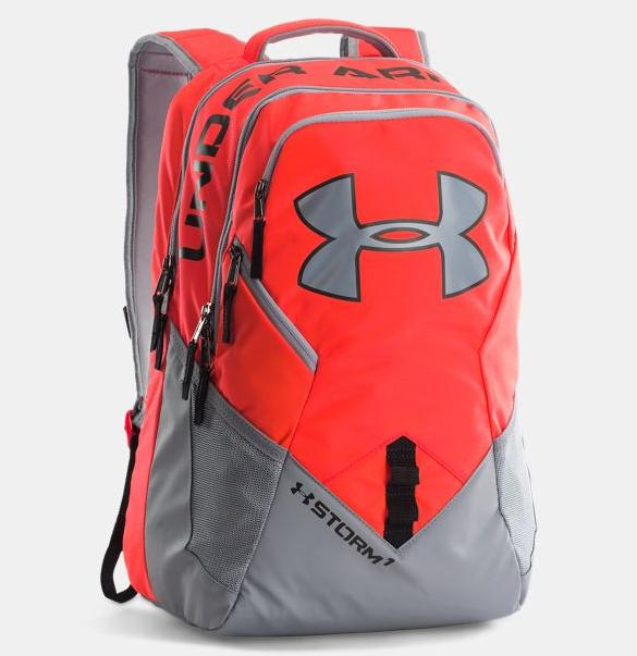 The UA Storm Big Logo Backpack @ Under Armour