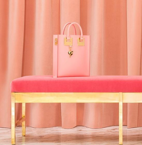 10% Off + New Season Sophie Hulme Handbags @ Harrods