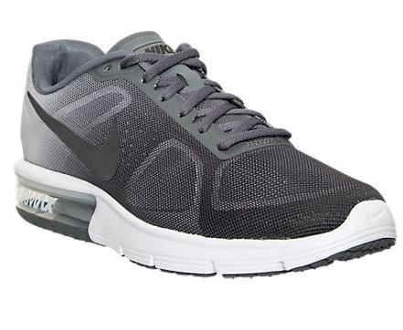Nike Air Max Sequent Running Shoes - Men's